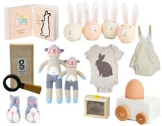 A Lovely Lark: Over 50 Sweet (but Sugar-Free) Easter Gift Ideas