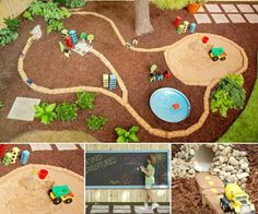 Backyard or garden is a great place to set up a play area for your children. A fun and safeplayground will make your kids away from the computers and be willing to stay outside. Just as this tyre race car track, it is easy and affordable to make, and will provide hours of fun for […]