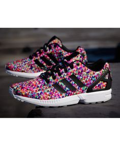 3539a5bbd0859 New Adidas Zx Flux Womens Running Trainers Discount Sneakers