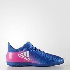 adidas - Calzado de Fútbol X 16.3 Bajo Techo