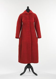 Charles James coat 1954
