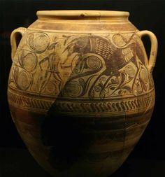 SPAIN / IBERIA / Archaeo - IBERIA. (Pre-Roman Spain) - Yacimiento La Alcudia de Elche