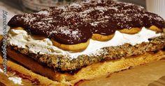 Bardzo wyjątkowe ciasto Pijak. Jeżeli chcecie się pochwalić na imprezie rodzinnej pysznym ciastem to polecam serdecznie.     Składniki:...