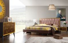 Modern Bedroom, Sliding Doors, Retro, Furniture, Home Decor, Bedroom Modern, Sliding Door, Decoration Home, Room Decor