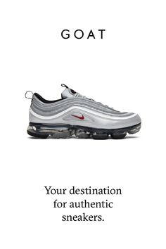 f51dc5bfa82 We have the authentic Air VaporMax 97  Silver Bullet  at GOAT