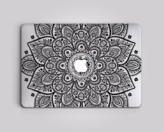 "New Indian Mandala Hard Case Cover For Macbook Pro Air 11""13""15"" Retina 12"" Skin #laptop #cute #custom #designed #skins #covers"