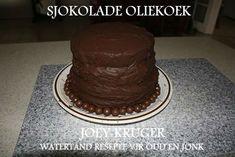 SJOKOLADE KOEKE Yummy Recipes, Delicious Desserts, Yummy Food, Flan Cake, South African Recipes, Chocolate Cakes, Afrikaans, Kos