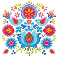 Linda Edwards cards - Flower Power (several designs)