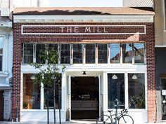 THE MILL, SAN FRANCISCO ベーカリーが併設