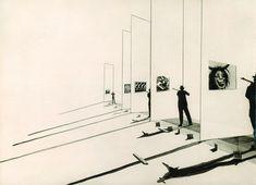 """László Moholy-Nagy - """"Neue Einrichtung in Museen: Jeder kann sich sein Bild schießen"""""""