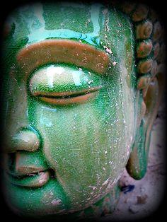 Serenity: The Beauty-of-Buddha Buddha Zen, Buddha Buddhism, Yoga Meditation, Photos, Pictures, Yoga Inspiration, Shades Of Green, Serenity, Reflection