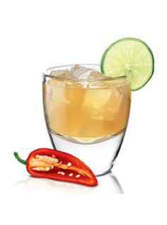 Spicy Summer Drinks! (I've become slightly addicted to cocktails with jalapenos in them...)