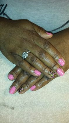Happy client | Nails at Creative Hair Solution | Pinterest | Happy