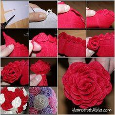 Çiçekçiler bu fikirleri görünce kızacaklar :) Fikir şahane, görüntü muhteşem, isterseniz kendinize isterseniz sevdiklerinize bu sayede sürprizler yapabilirsiniz.