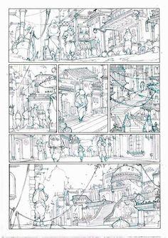 Raul Moreno comic