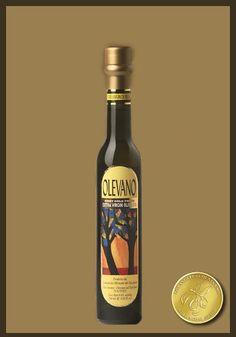 Olevano olive oil...made by mia famiglia in Olevano Sul Tusciano, Italy!!