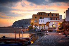 Dal tramonto all'ora blu, spettacolo a Ischia