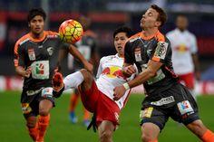 Der 27. Spieltag der Bundesliga bringt das Duell zwischen dem RZ Pellets WAC und dem aktuellen Tabellenführer FC Red Bull Salzburg. Hier der Vorbericht...