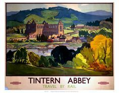 Travel posters Wales - Google Search Nostalgia, British Travel, National Railway Museum, Wall Art Prints, Poster Prints, Railway Posters, Frames For Canvas Paintings, Cool Posters, Art Posters