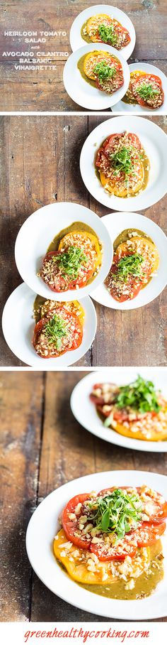 40 best recipes featuring heirloom tomatoes images in 2020 heirloom tomatoes recipes food pinterest