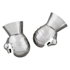 Armor Venue - Stainless Steel Gauntlets - Metallic - One Size Armour Armor Venue http://www.amazon.com/dp/B00E3JQW88/ref=cm_sw_r_pi_dp_FQl8vb0FQ4CT2