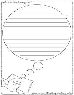 Ocean theme - underwater adventure - drawing - writing - stories - story rocks - kindergarten - first grade - second grade - third grade - writing prompts Christmas Writing Prompts, Picture Writing Prompts, Writing Ideas, Third Grade Writing, Second Grade, Creative Thinking, Creative Kids, Creative Writing, Vikings For Kids