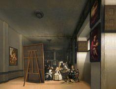 Las Meninas de Velázquez, ampliación