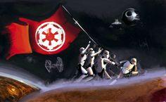 Star Wars Fan Art HD Wallpaper