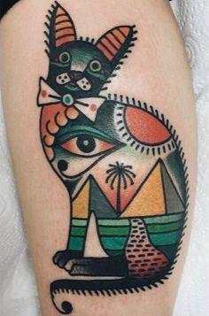 Dod man hittad i tatueringsstudio
