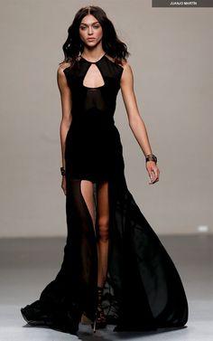 Victorio & Lucchino en la Pasarela Cibeles Primavera-Verano 2014 ... Formal Dresses, Style, Fashion, Templates, Slip Dresses, Walkway, Spring Summer, Feminine Fashion, Women