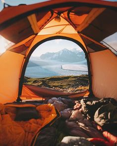 Sometimes it's a good idea to sleep with the window open. // photo by @alexstrohl #greatnorthcollective