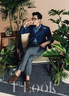 김주혁, 1st look 화 Kim Joo Hyuk, Choi Jin Hyuk, Choi Seung Hyun, Cha Seung Won, Lee Seung Gi, Go Soo, Lee Jin Wook, Lee Byung Hun, Jin Goo