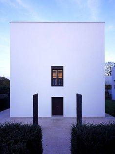 Haus auf der Hostert - Architektur preis der Reiners Stiftung - Bonn