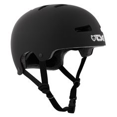 "TSG Helm"" Evolution Kids Solid Color"" matt schwarz"