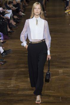 Lanvin Spring 2017 Ready-to-Wear Fashion Show - Kirin Dejonckheere