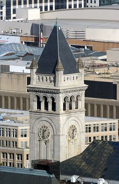 The Old Post Office Tower, Washington