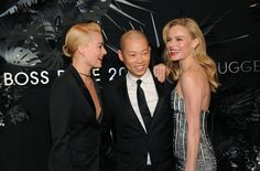 Pin for Later: This Week's Can't-Miss Celebrity Photos  Margot Robbie, Jason Wu, and Kate Bosworth partied the night away in New York.