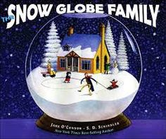 Winter Books - Mentor Text Suggestions - great book to read before doing a snow globe writing activity or art activity.