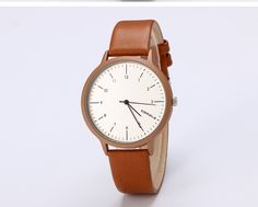 COMELY Women's high quality quartz watch Simple casual fashion brand business watches leather strap watch precise time gifts - Teepair