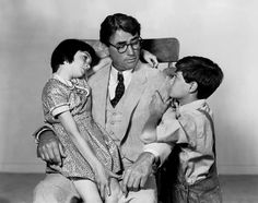 In a long and distinguished career, Gregory Peck was never more stirring than he was in his Oscar-winning performance as the immovably decent and wise Atticus Finch. Just as impressive are Mary Badham (who had no acting experience) as Scout and Phillip Alford as Jem.