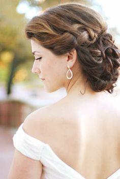 hair mywedding ideas. I found, I love, I'm pinning. #myweddingwhims
