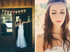 California Fall Wedding: Kaitlyn + Chad