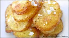 Vinegar Potatoes: another potato side dish you should try out at home!