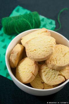 Breakfast at Tiffany's: Biscotti con farina di riso gluten-free / Gluten-f...