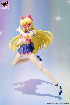ToyzMag.com » S.H. Figuarts Sailor V nouvelle figurine Sailor Moon