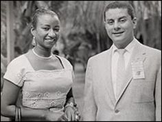 Celia Cruz and Tito Puente