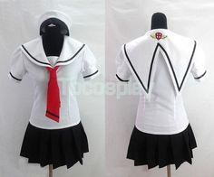 Card Captor Sakura School Uniform Cosplay Costume by tbcosplay