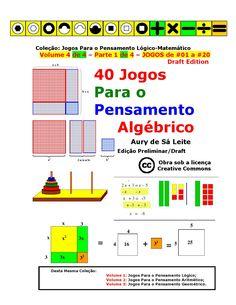 4a jalgbr de #01 a #20 parte a new2  Games for Algebraic Thinking - Part A