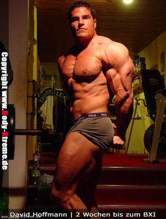 david hoffman bodybuilder