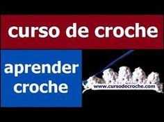 """Edinir-Croche ensina aula 062/081 do curso de croche gratis para iniciantes tambem disponivel em dvd com frete grátis. *NOVOS VIDEO-AULAS TODA SEMANA"""" Clique..."""